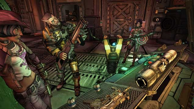Borderlands - The Pre-Sequel: Witziges Tutorial-Video