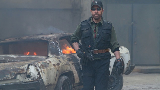 The Expendables 3: Ohne Chuck Norris