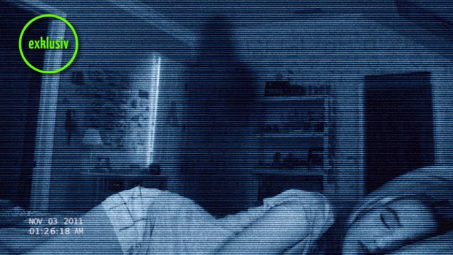 Paranormal Activity 4: Exklusives Teaser-Video