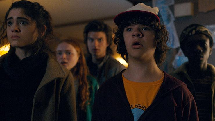 Top-Ten-Netflix-Serien: Stranger Things auf Platz 1