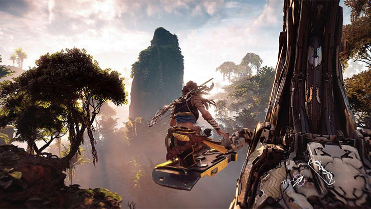 So geht Post-Apokalypse: Horizon Zero Dawn im Test