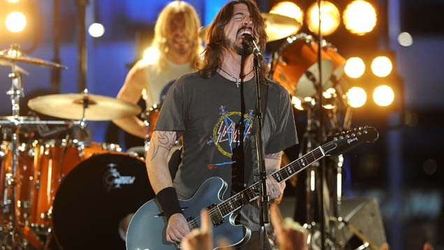 Gratis-Download: Foo Fighters verschenken ihre neue EP