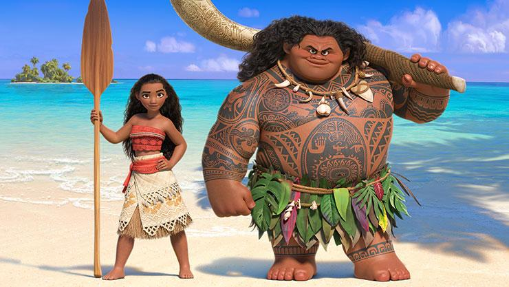 Vaiana: Die Blu-ray-Version im Check