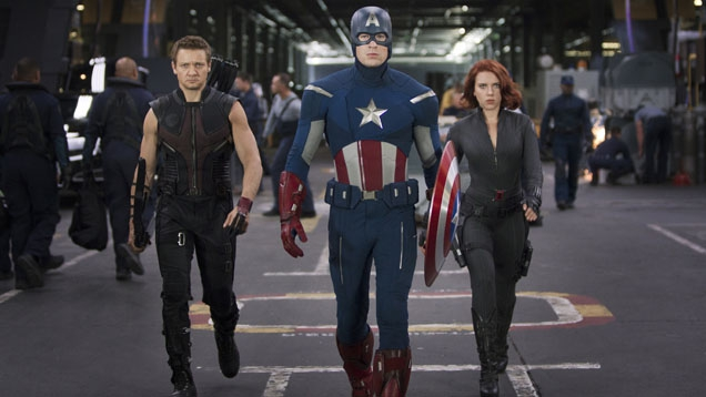 Marvel's The Avengers: Die Superhelden-Keilerei fürs Heimkino