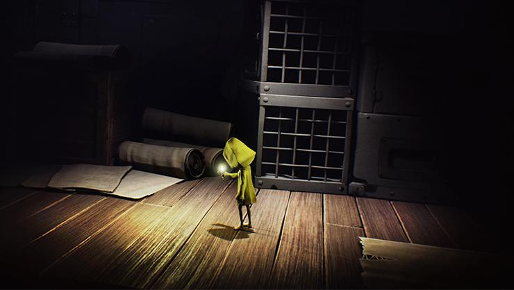 Little Nightmares wird zur Serie