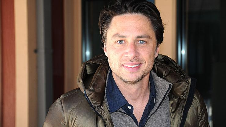 Start Up: Zach Braff dreht neue Serie