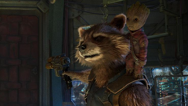Guardians of the Galaxy 2 im Check