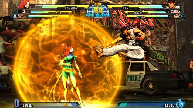 Marvel vs. Capcom: Fate of Two Worlds: Hands-On-Preview zum Vorzeigeprügler