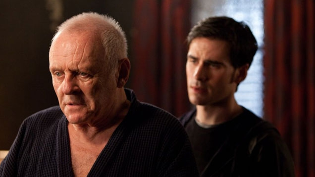 The Rite – Das Ritual: Exorzismus-Training mit Anthony Hopkins