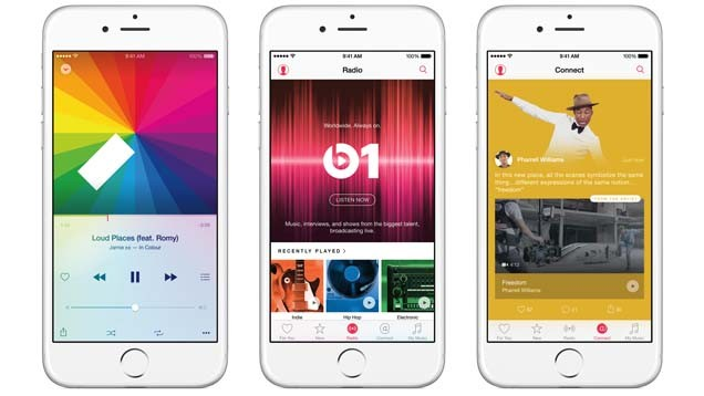 Apple Music: Alles zum neuen Streaming-Dienst