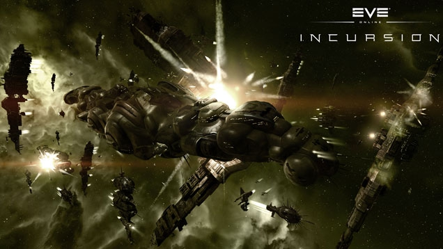 EVE Online - Incursion: Hands-On mit den neuen Features der Expansion