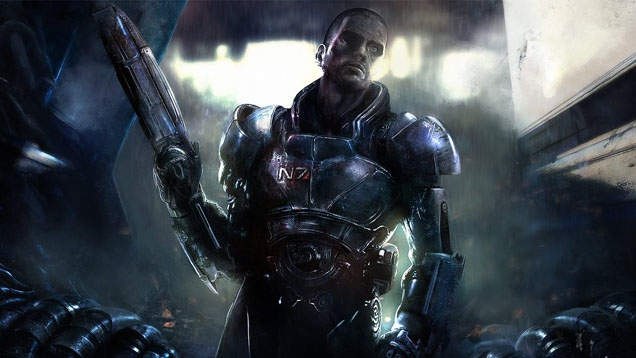 Mass Effect 3: 15 Minuten Gameplay!