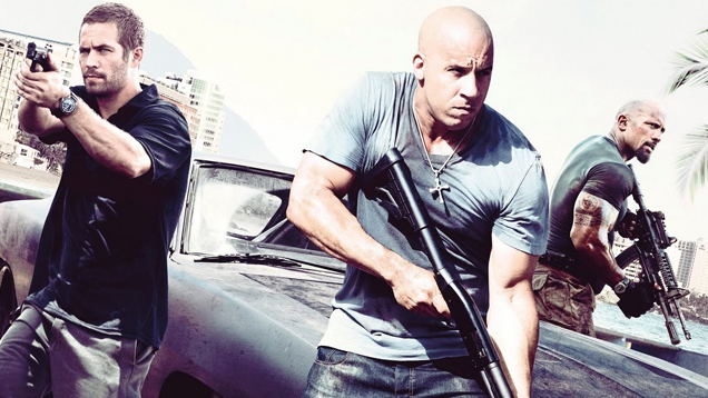 Fast & Furious Five: Der rasante Actionkracher ab sofort auf DVD & Blu-ray!