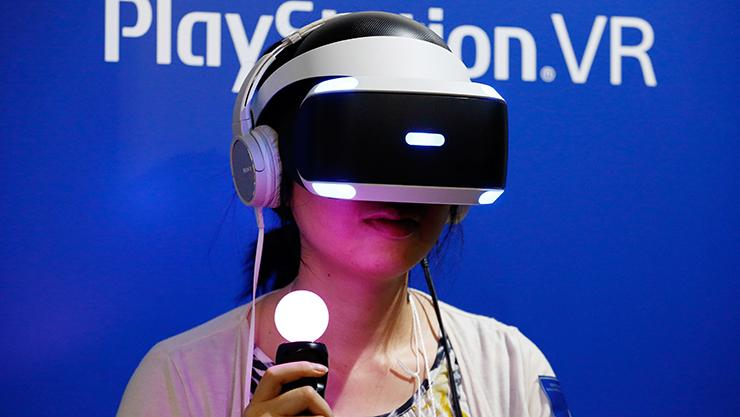 PlayStation VR im Unboxing-Video
