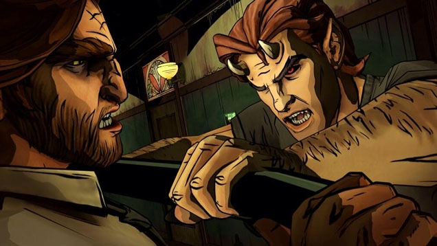The Wolf Among Us: Video zu Episode 2