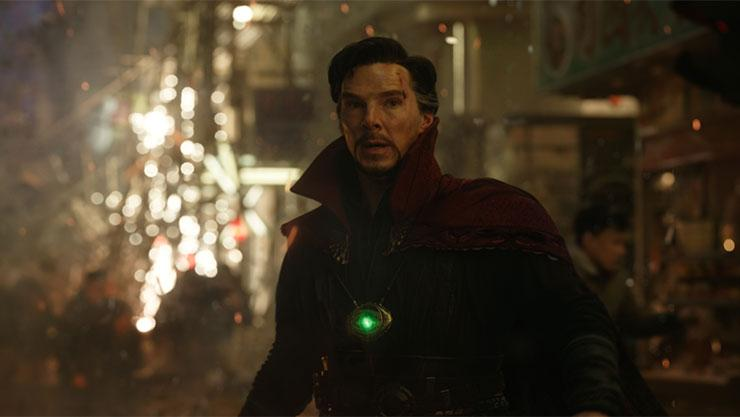 Doctor Strange: Die Blu-ray-Version im Check